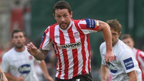 Rory Patterson scored the winning goal