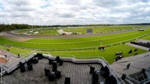 Kempton racetrack