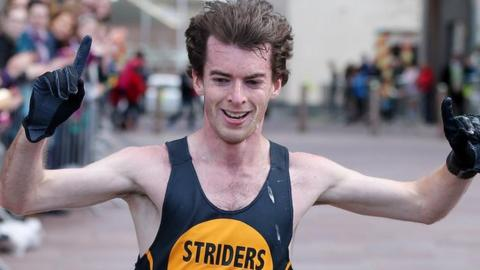 Paul Pollock will run in the marathon at the European Championships