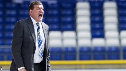 Tommy Wright saw his men fall to sixth in the table after defeat to Inverness