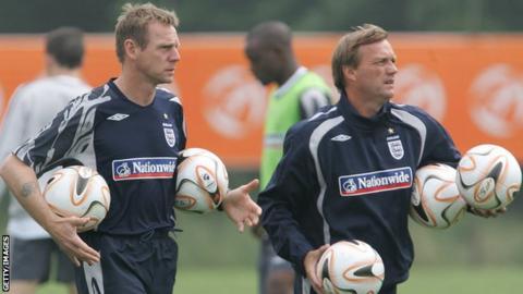 Stuart Pearce & Steve Wigley