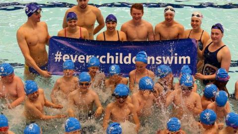 Launch of #everychildcanswim