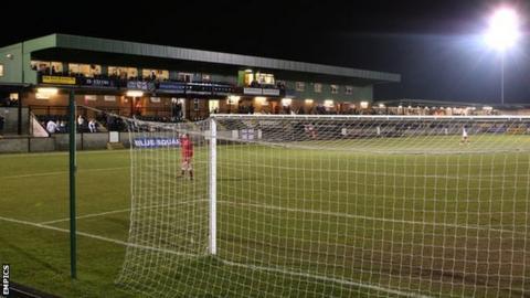 Salisbury's home ground