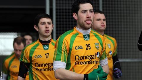 Mark McHugh insists he has not fallen out with the Donegal management