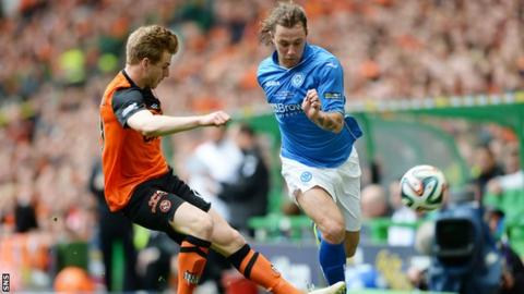 Stuart Armstrong and Stevie May