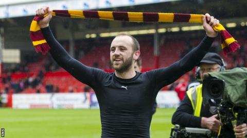 Striker James McFadden