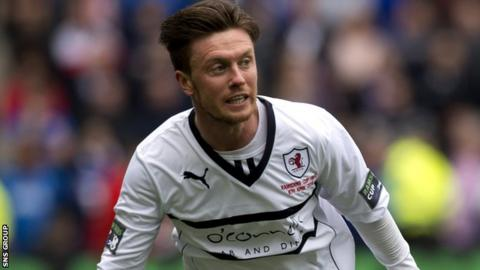 Joe Cardle is joining Ross County
