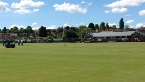 Cricket Meadow, Bridgnorth