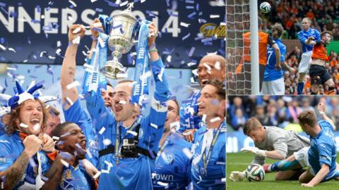 St Johnstone win the Scottish Cup