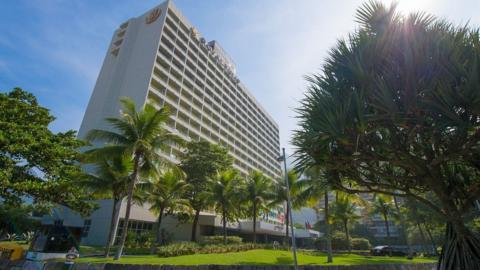 The Royal Tulip Hotel on Sao Conrado Beach in Rio de Janeiro