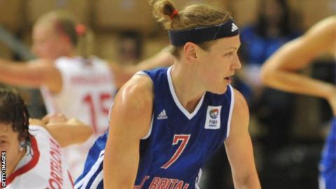 GB's Rachael Vanderwal