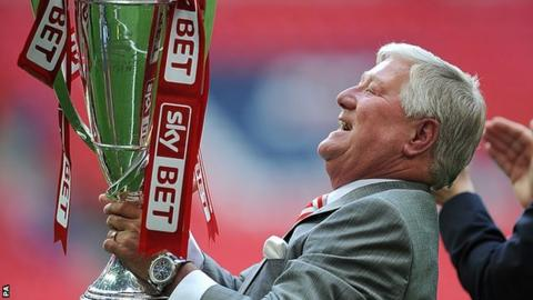 Rotherham United chairman Tony Stewart