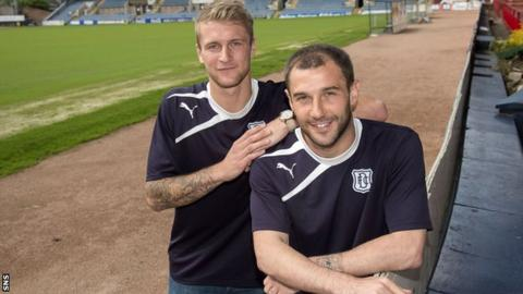 Scott Bain and Kevin Thomson