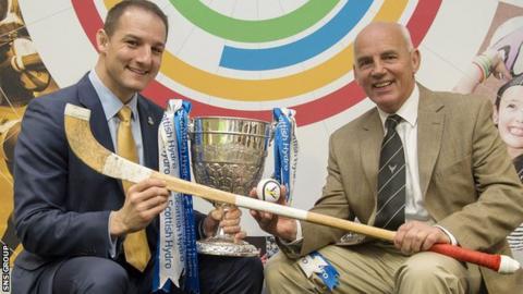 Scottish Hydro Camanachd Cup quarter final draw