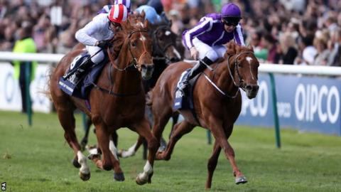 Australia comes third in 2000 Guineas