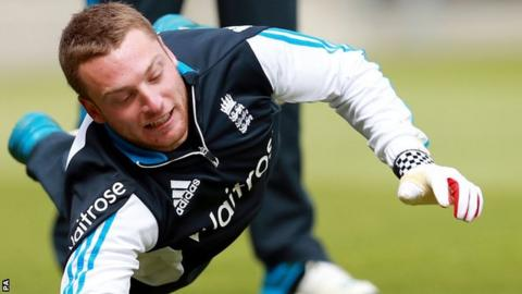 Jos Buttler of England