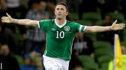 Robbie Keane has scored 62 goals in 131 Republic appearances