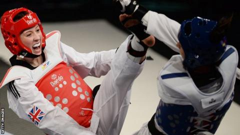 Jade Jones wins Swiss Open gold medal