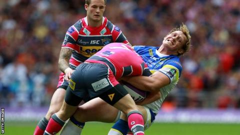 Warrington v Leeds