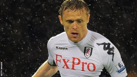 Former Blackburn, Chelsea, Newcastle and Fulham winger Damien Duff