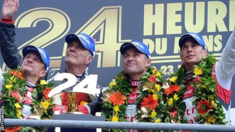 Le Mans McNish