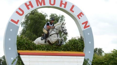 Luhmuhlen Horse Trials