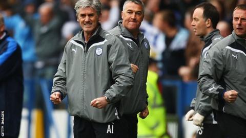 Alan Irvine, new West Brom manager