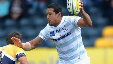 Scarlets new recruit Tongan Hala'ufia