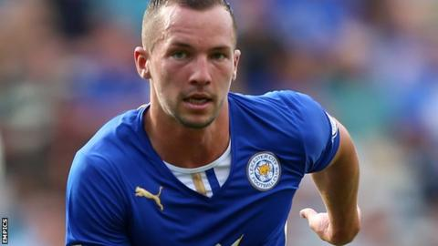 Leicester City's Danny Drinkwater