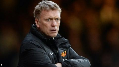 Former Manchester United boss David Moyes