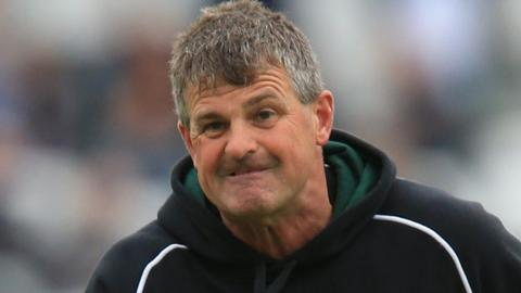 Worcestershire director of cricket Steve Rhodes