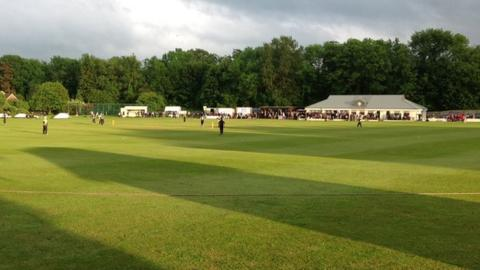 Shifnal Cricket Club, Priorslee Road