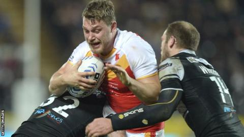 Hull FC v Catalan Dragons