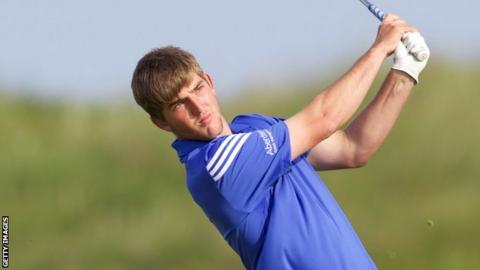 Bradley Neil is the first Scottish winner in 10 years