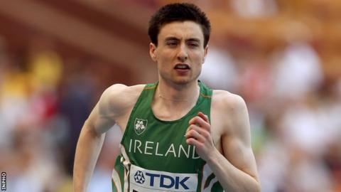 Letterkenny athlete Mark English
