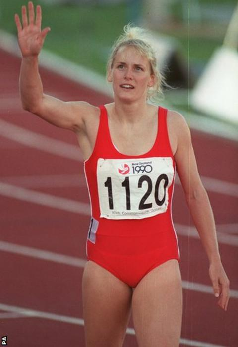 Auckland 1990: Kay Morley won 100m hurdles gold with Jackson winning the men's 110m hurdles.