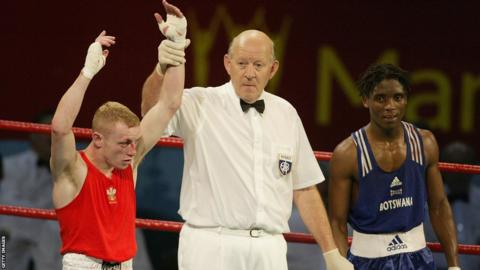 Manchester 2002: Jamie Arthur claimed Wales' first boxing Commonwealth Games gold medal since Howard Winstone in 1958.
