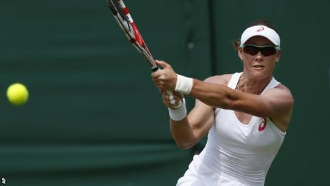 Wimbledon 2014: Stosur and Stephens lose on first day