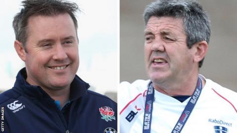 Nick Walshe and John Muggleton