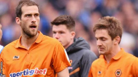 Roger Johnson and Kevin Doyle