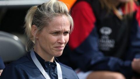 Former Arsenal Ladies manager Shelley Kerr