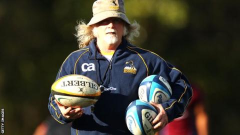 New Gloucester head coach Laurie Fisher
