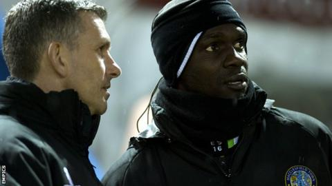 John Askey and Efe Sodje