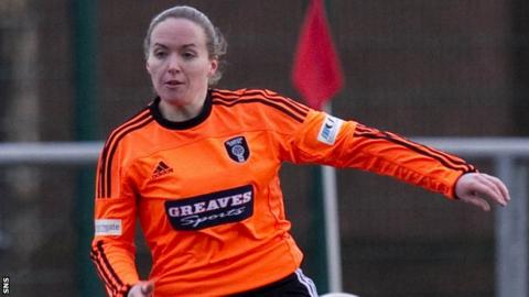 Amy McDonald has been appointed full-time head of youth at Glasgow City