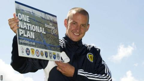 Guillaume Beuzelin is set to become Dumbarton assistant manager
