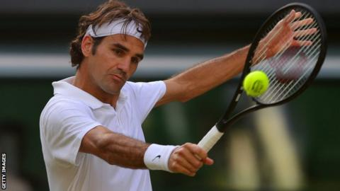 Roger Federer won the last of his seven Wimbledon titles in 2012