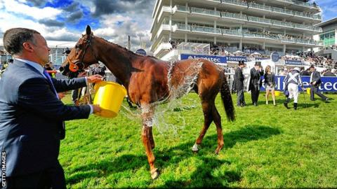 Epsom Derby might switch to Saturday night
