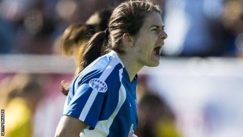 Karen Carney, Birmingham City Ladies