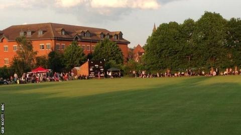 Bridgnorth Cricket Club, Cricket Meadow
