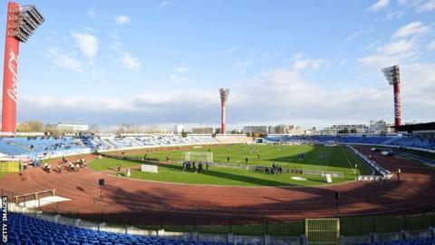Pasienky Stadion, Bratislava